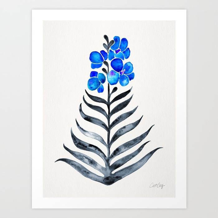 blooming-orchid-blue-black-palette-prints.jpg