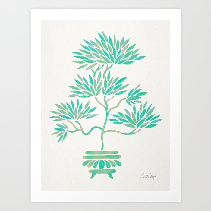 bonsai-tree-mint-palette-prints.jpg