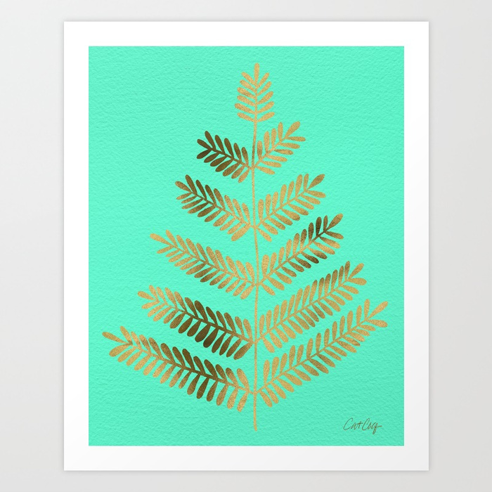 leaflets--turquoise--gold-prints.jpg