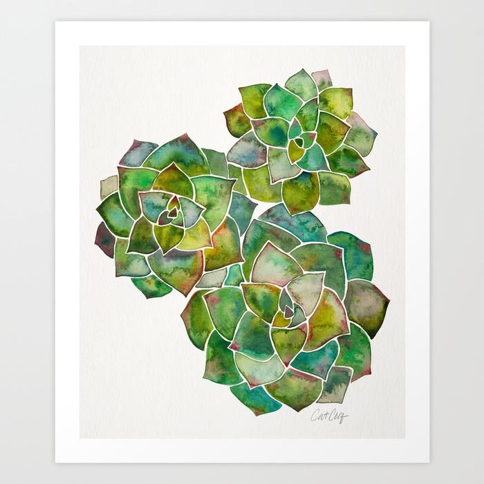 rosette-succulents-green-palette-prints.jpg