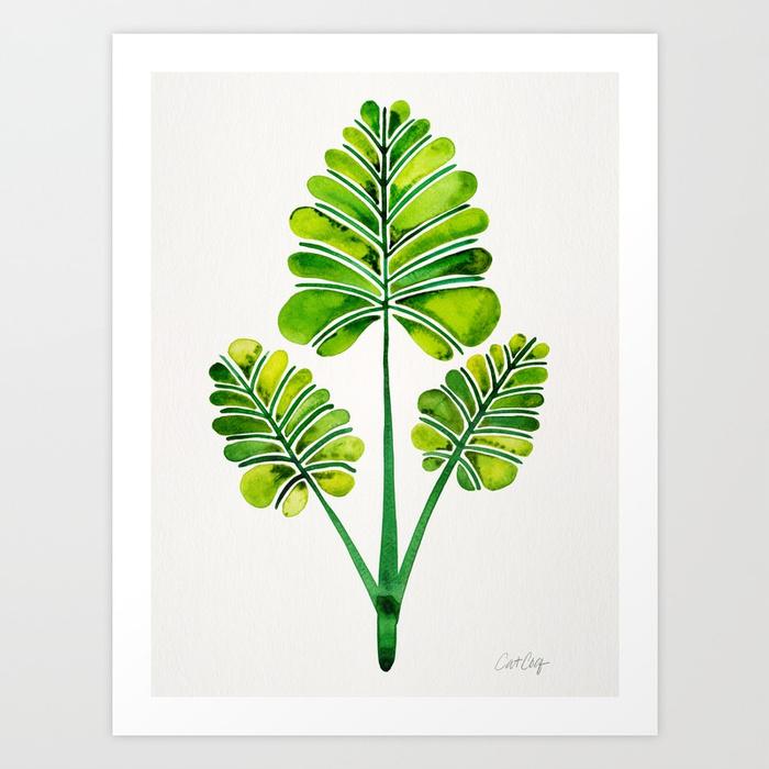 tropical-palm-leaf-trifecta-green-palette-prints.jpg