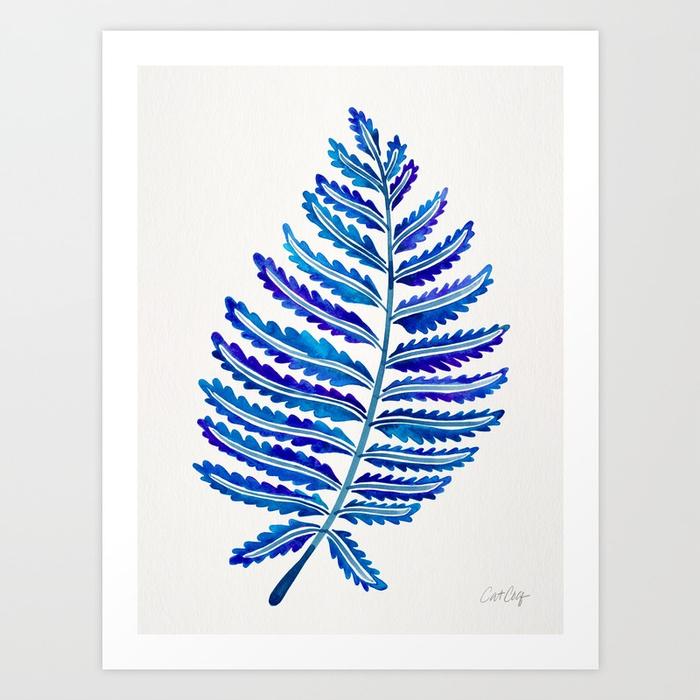 fern-leaf-navy-palette-prints.jpg