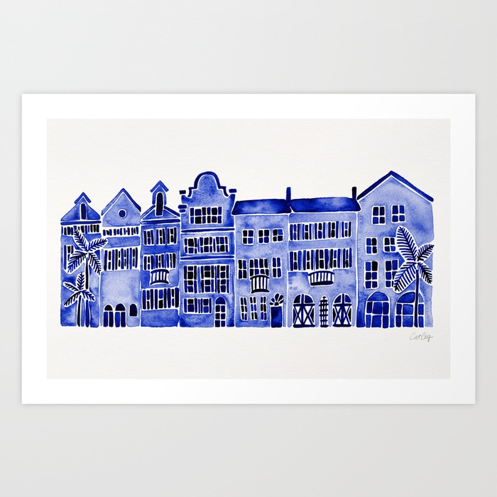 row-of-houses-navy-palette-prints.jpg
