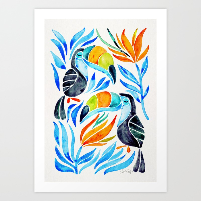 tropical-toucans--blue-leaves-prints.jpg
