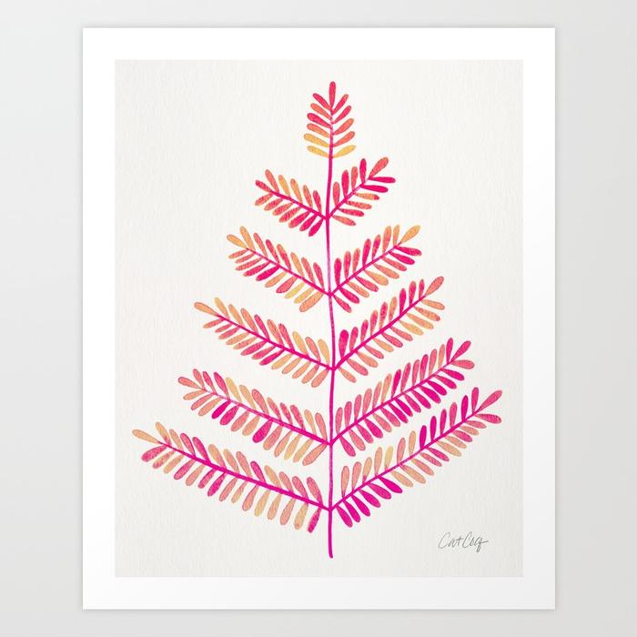 leaflets-pink-ombre-palette-prints.jpg