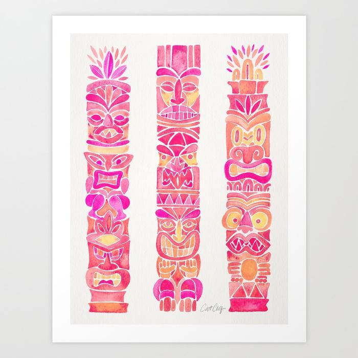tiki-totems--pink-palette-prints.jpg
