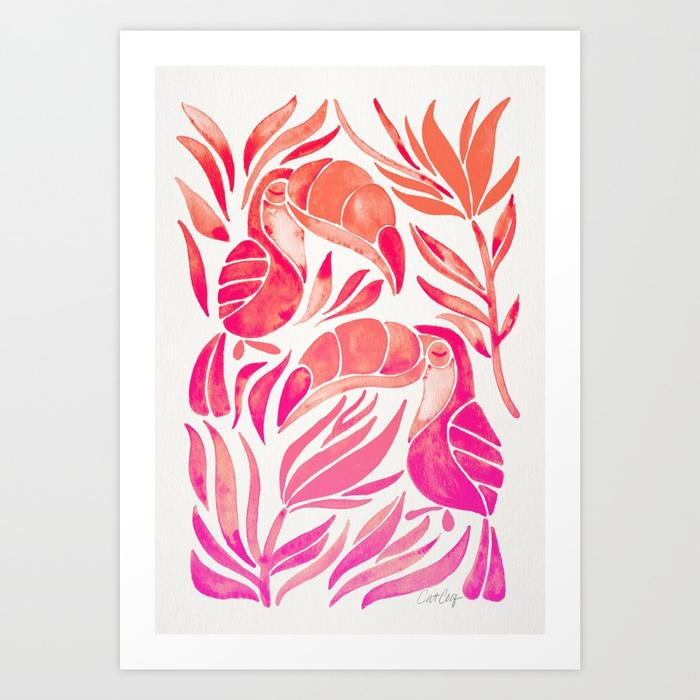 tropical-toucans-pink-ombre-palette-prints.jpg