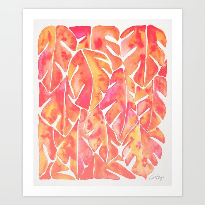 split-leaf-philodendron--melon-palette-p33-prints.jpg