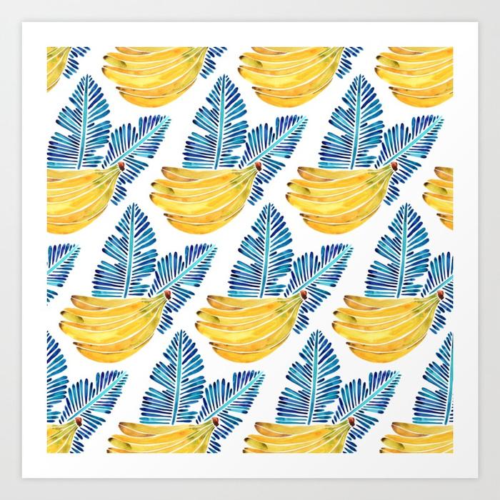 banana-bunch-navy-leaves-prints.jpg