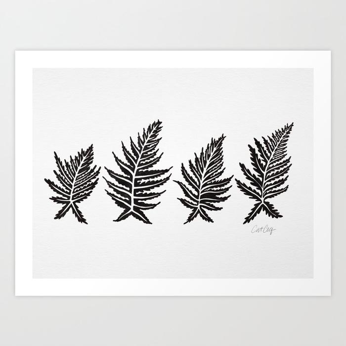 inked-ferns-black-palette-prints.jpg