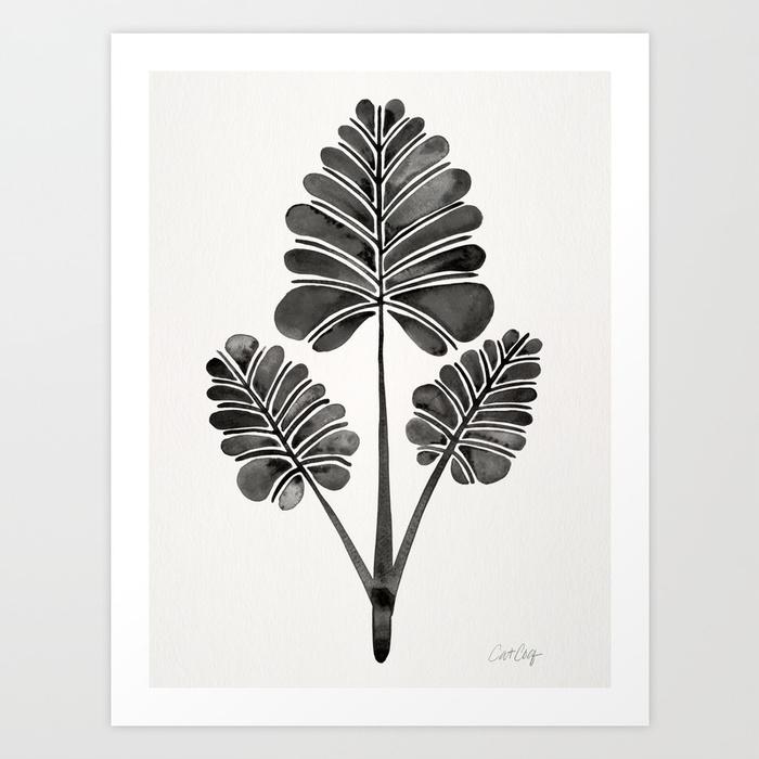 tropical-palm-leaf-trifecta-black-palette-prints.jpg