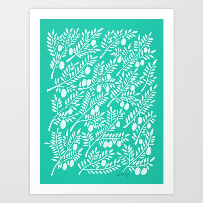 turquoise-olive-branches-prints.jpg