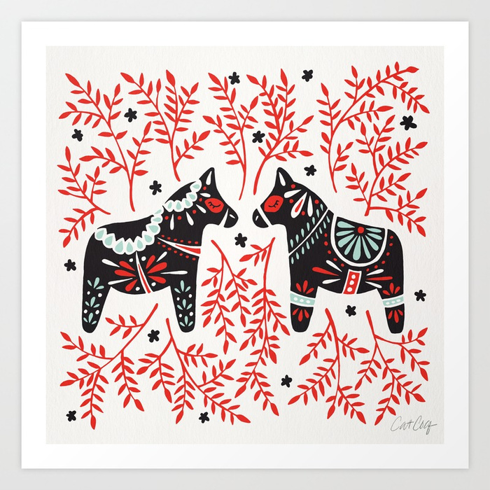 swedish-dala-horses-red-and-black-palette-prints.jpg