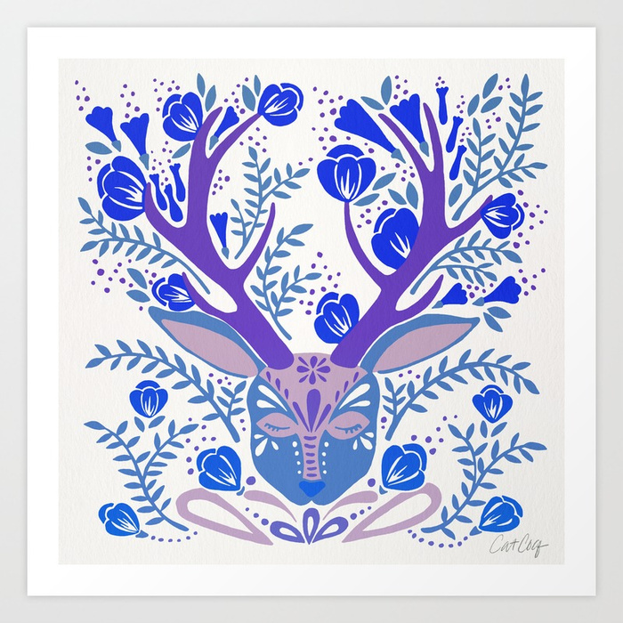 floral-antlers-blue-palette-prints.jpg