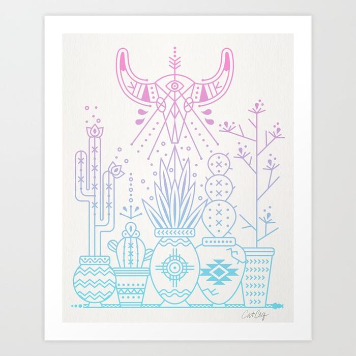 santa-fe-garden--rose-quartz--serenity-vfh-prints.jpg
