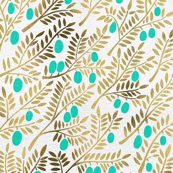 GoldTurquoise-OliveBranches-tote.jpg