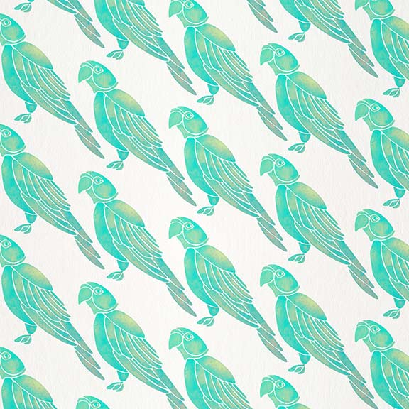 Turquoise-PerchedParrot-pattern.jpg