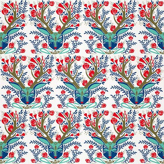 RedNavy-FloralAntlers-pattern.jpg