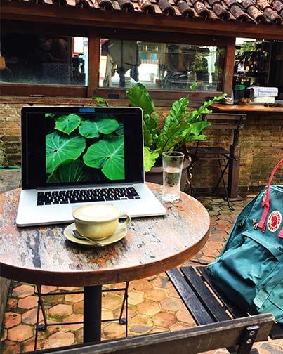 Cafe Arte • Chiang Mai, Thailand