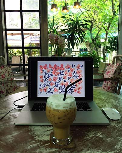 Diff Coffee • Chiang Mai, Thailand
