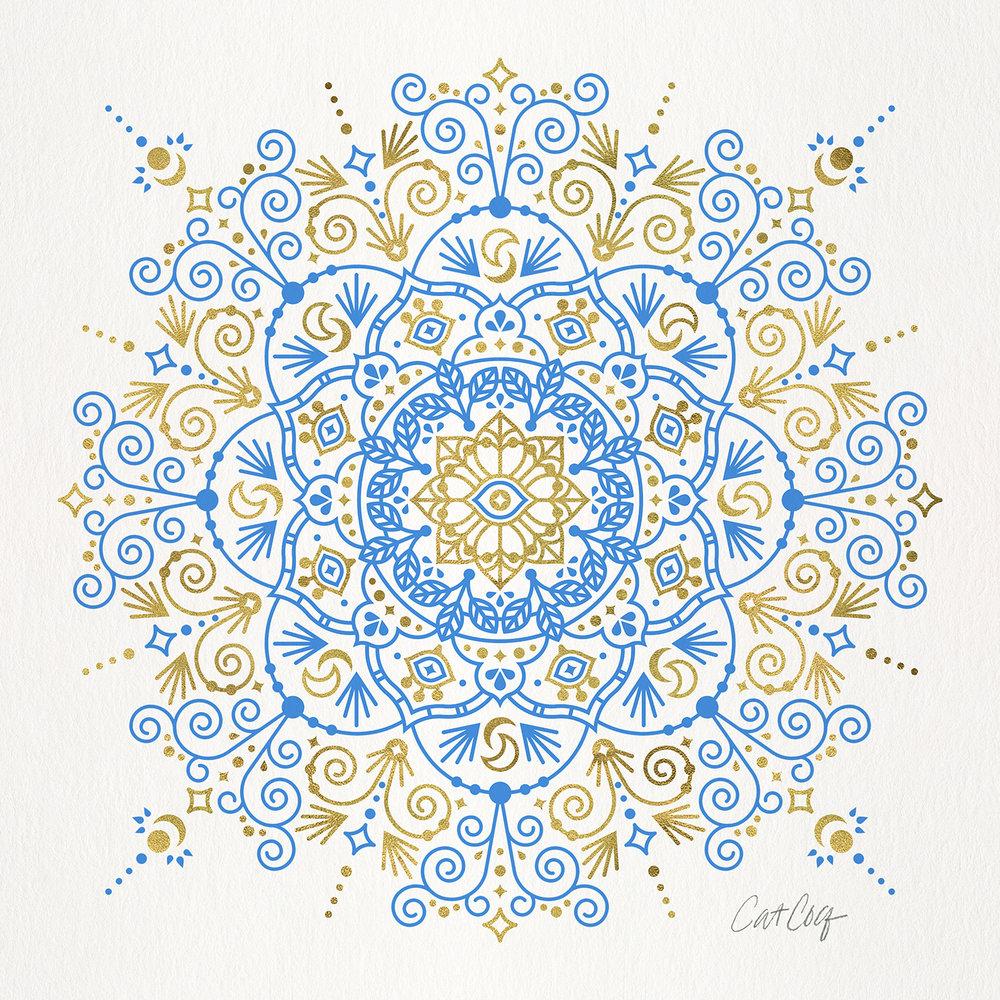 BlueGold-MoroccanMandala-artprint.jpg