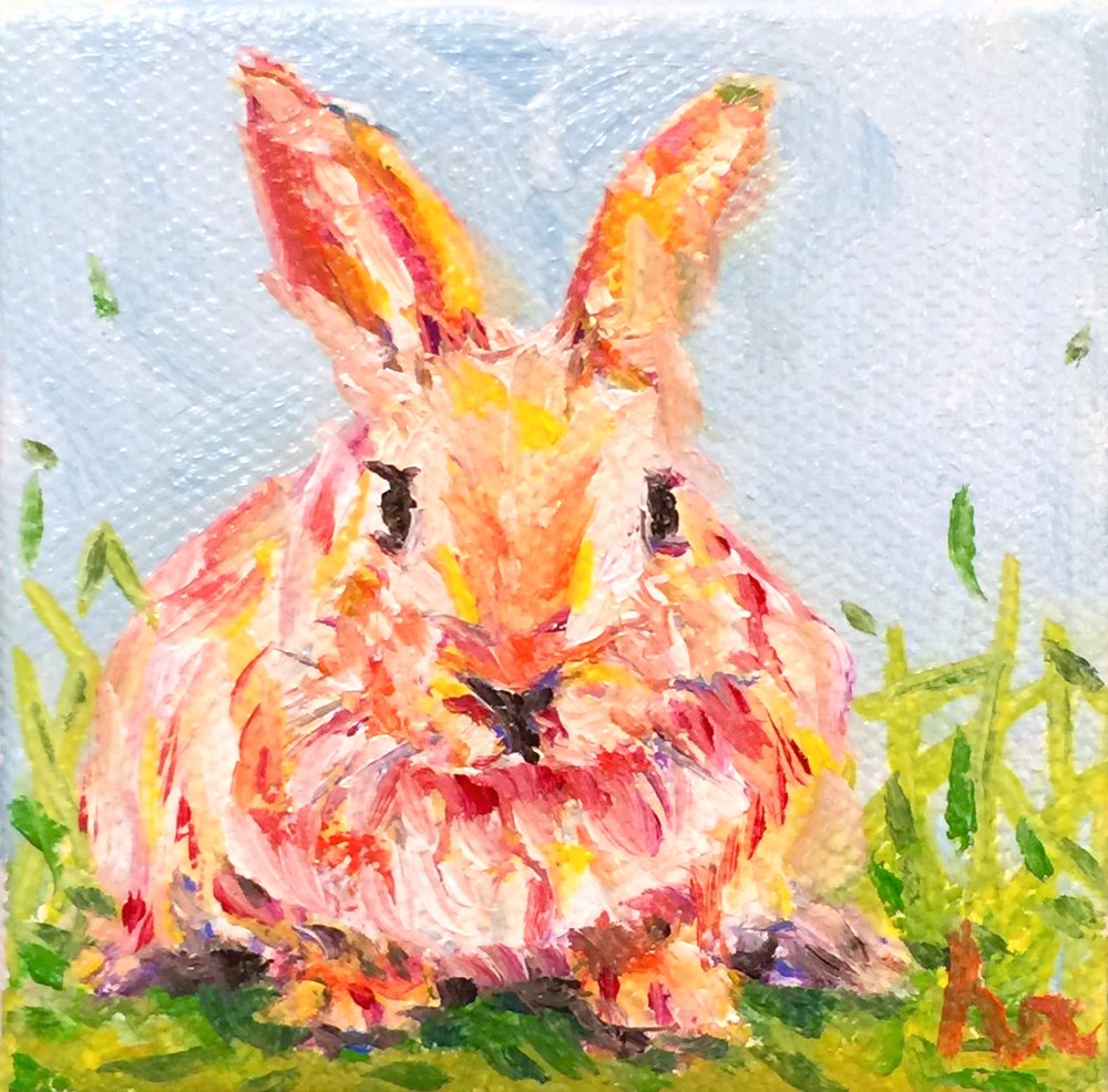 Color Bunny Mini