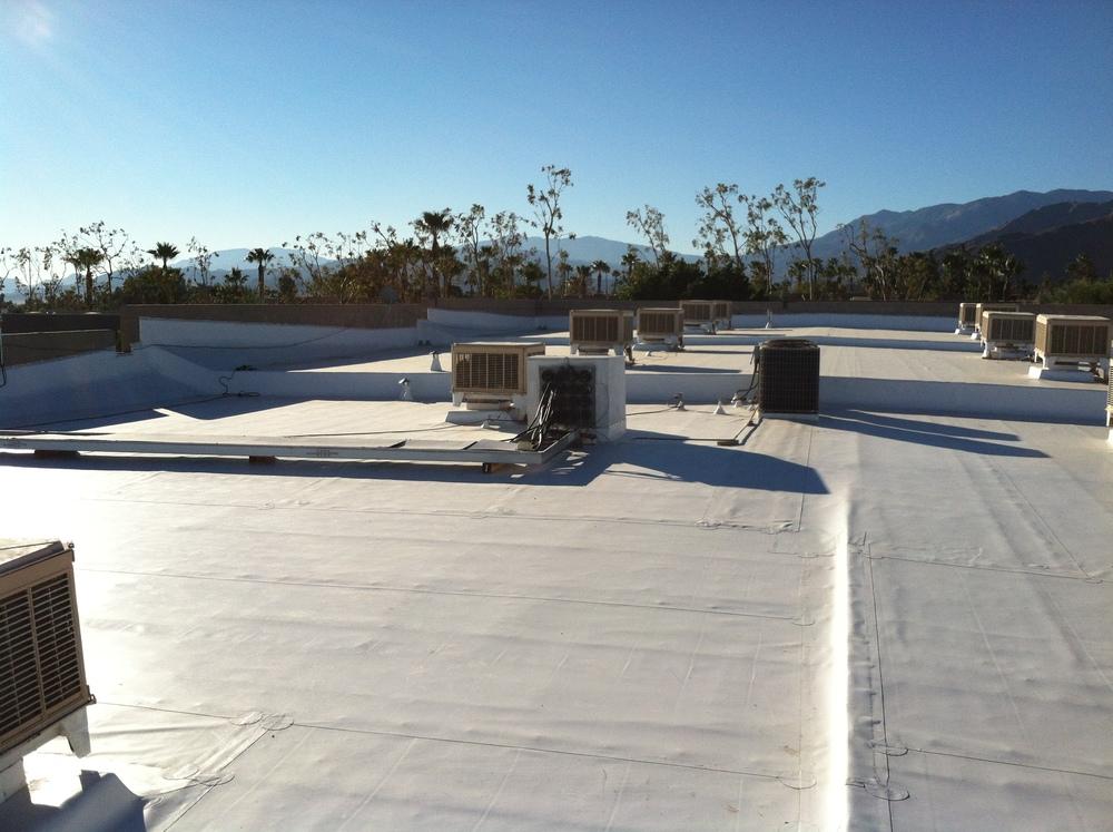 60mil PVC Single Ply Membrane
