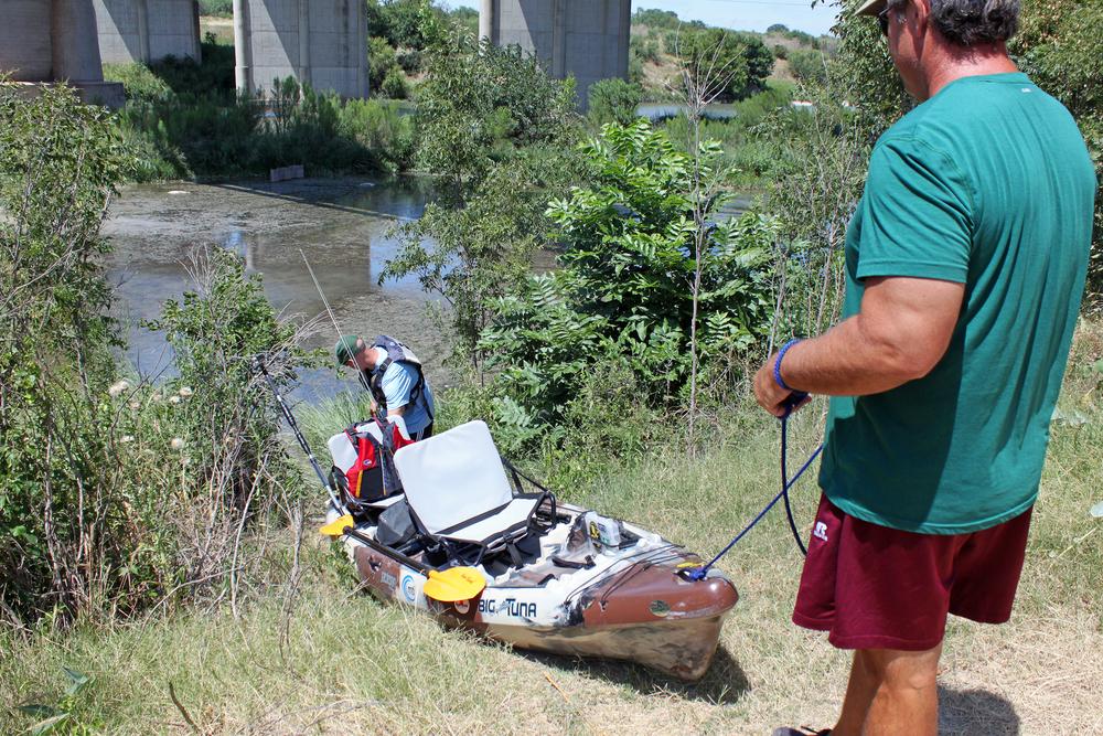 Llano River, Mason, Texas