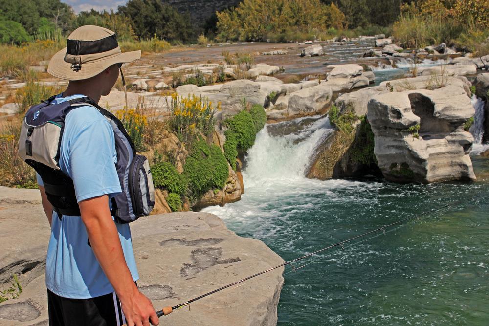 Clint Taylor Dolan Falls Devils River