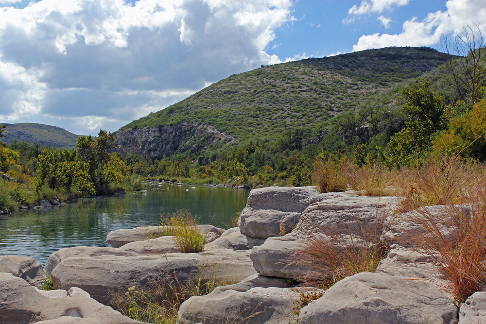 Devils River Below Dolan Falls