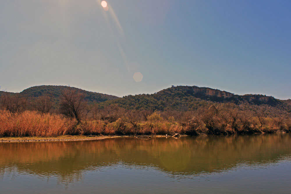 Brazos River Below Possum Kingdom, Fishing