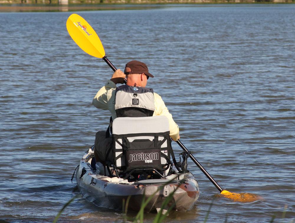 Aquabound Paddlesports Manta Ray Aluminum