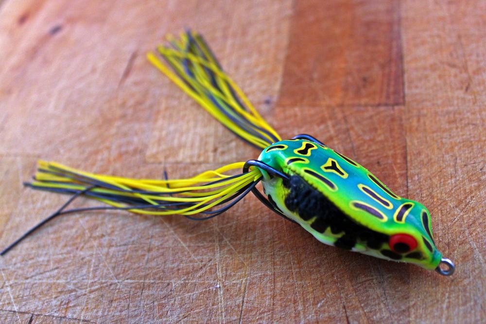 Strike King KVD Topwater Frog