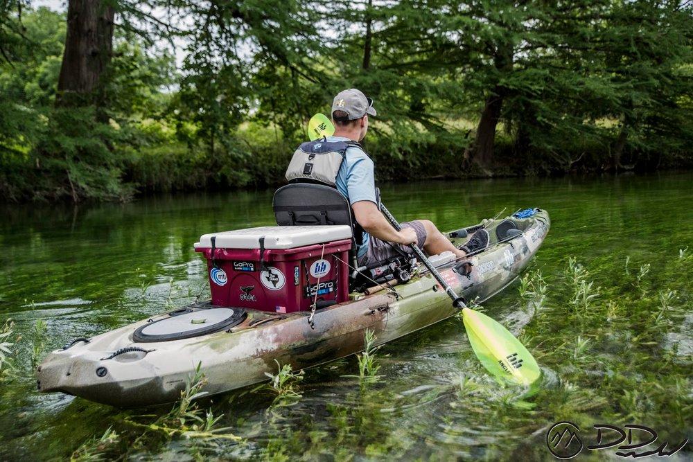 Clint Taylor Frio River