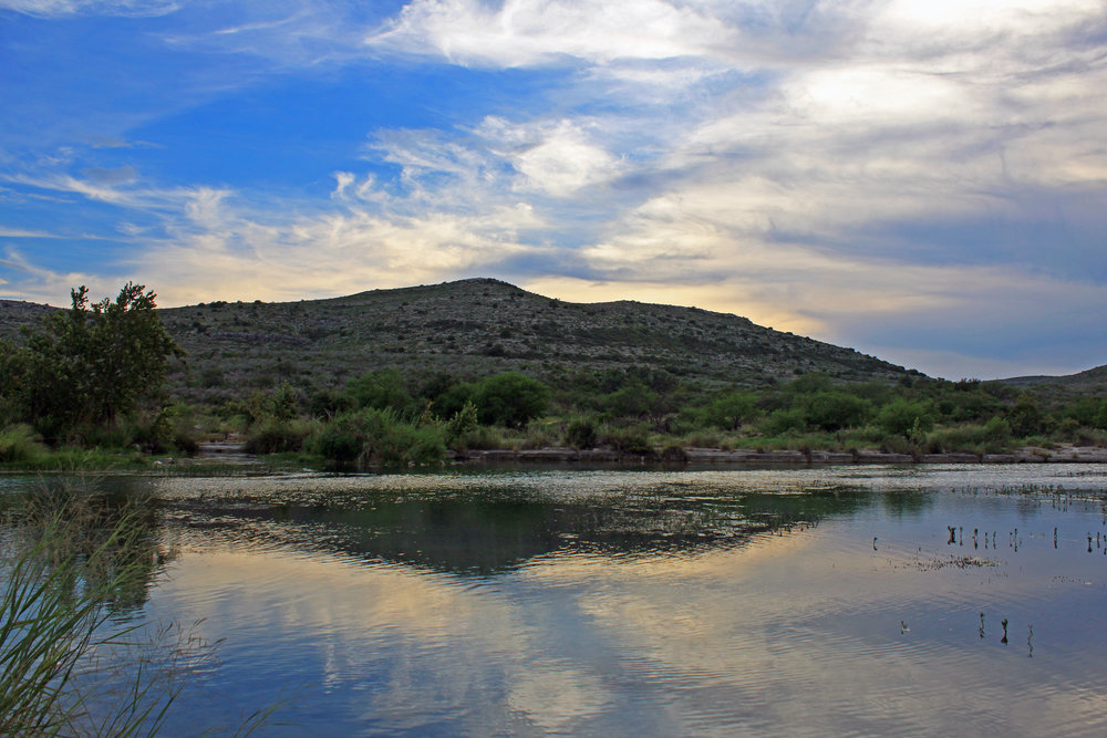 Devils River Near Del Norte