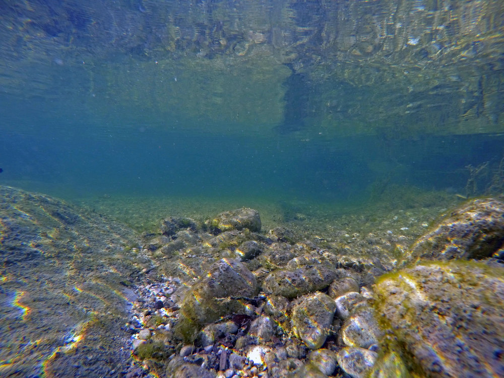 Devils River Underwater Quality