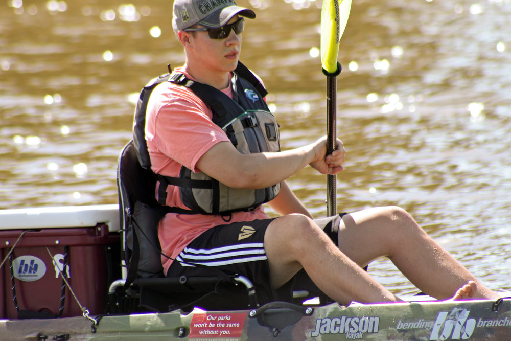 Clint Taylor Angler Pro