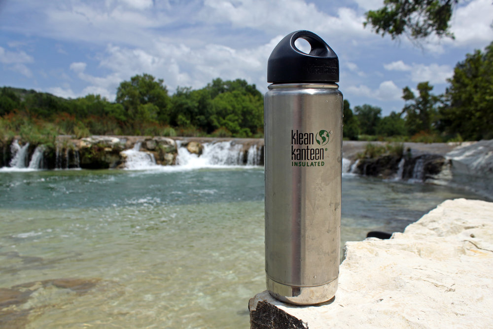Klean Kanteen South Llano River