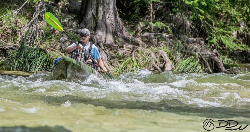 Clint Tayor Frio River