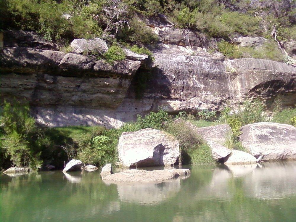 San Saba River Texas