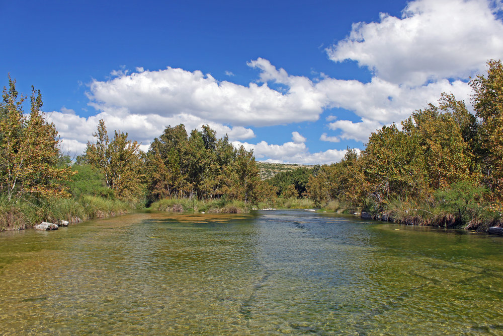 Devils River River Split Before Dolan Falls.jpg