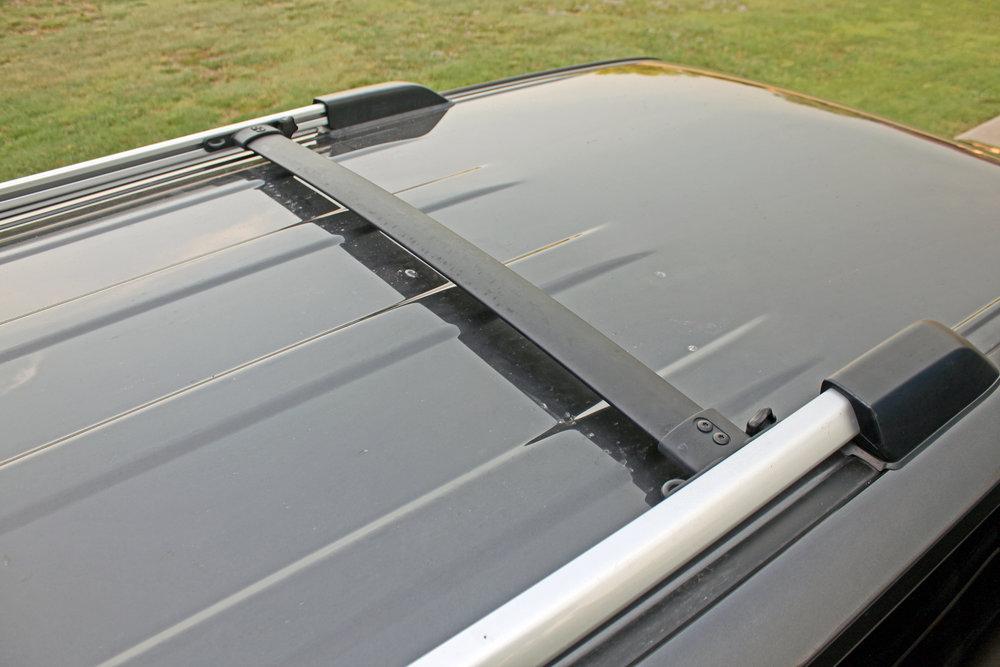 Toyota 4Runner Cargo Bars