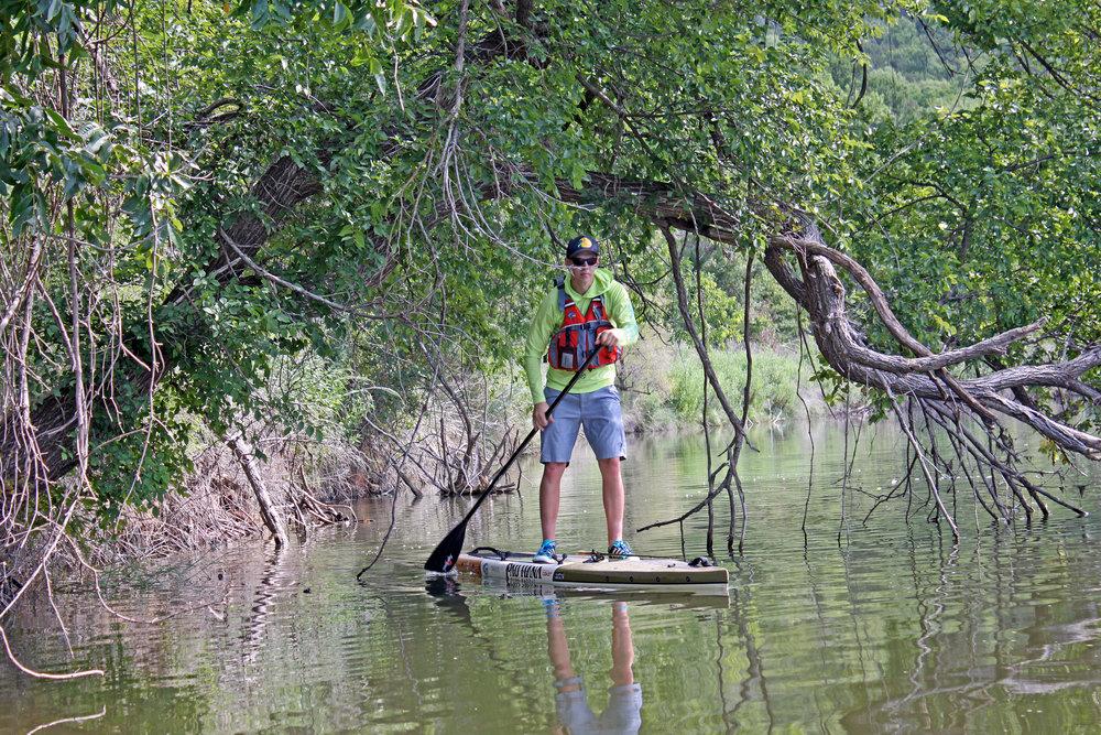 Pau Hana Endurance Brazos River Clint Taylor