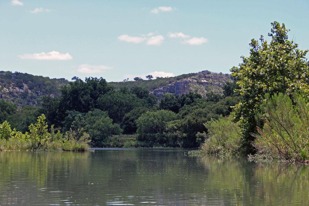 South Llano River