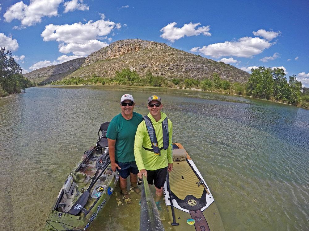 Clint Talor Texas Kayak Fisher