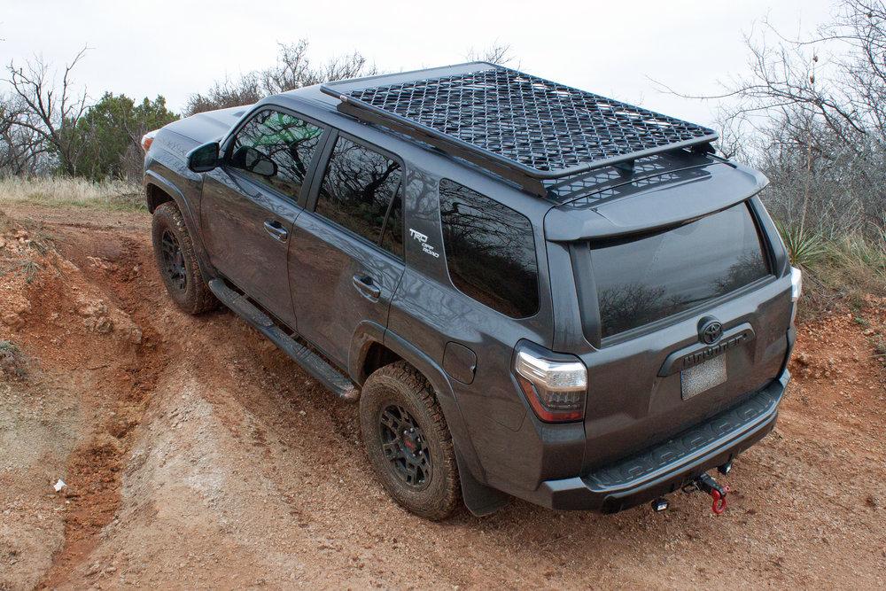 Toyota 4Runner ARB Roof Rack