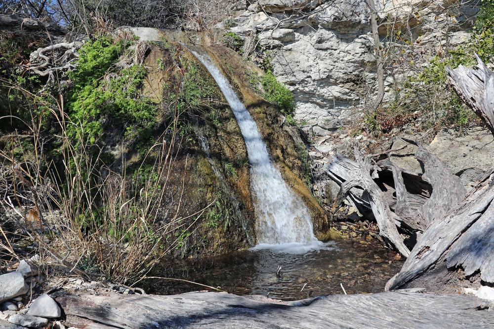Small Waterfall South Llano River
