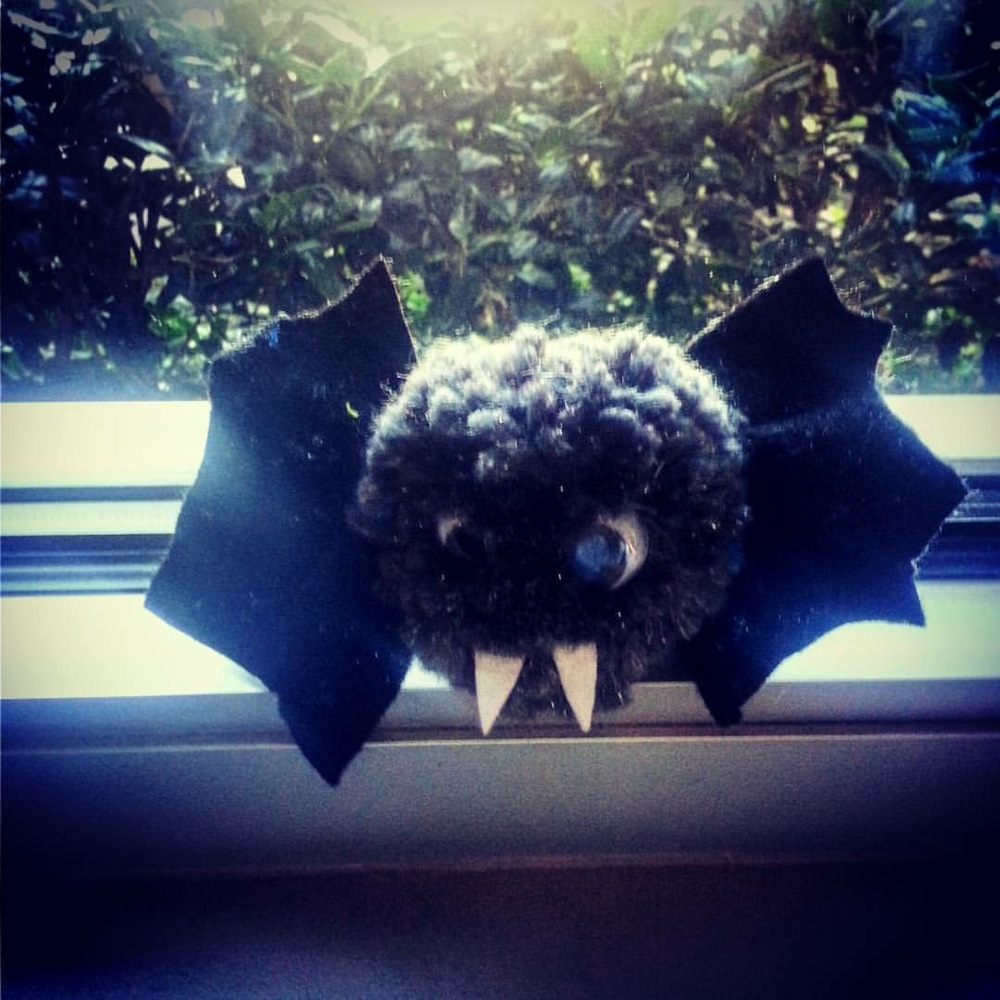 Vampire Bat!