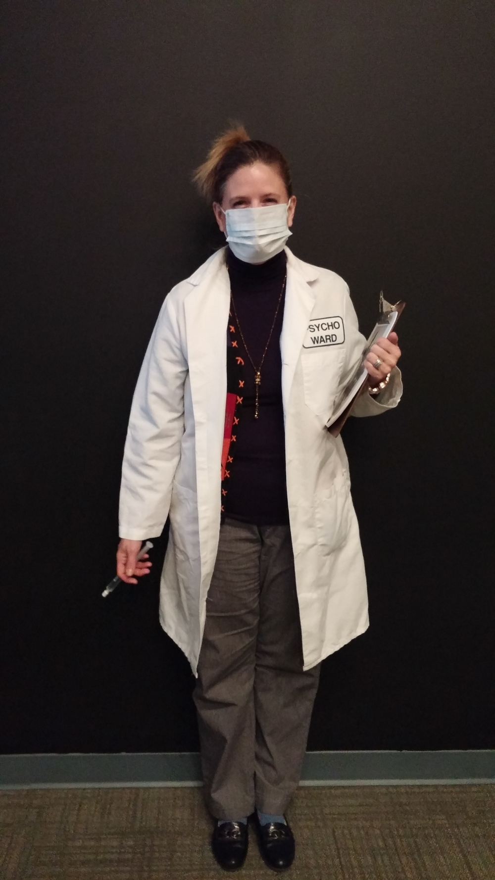 Nancy was Doctor