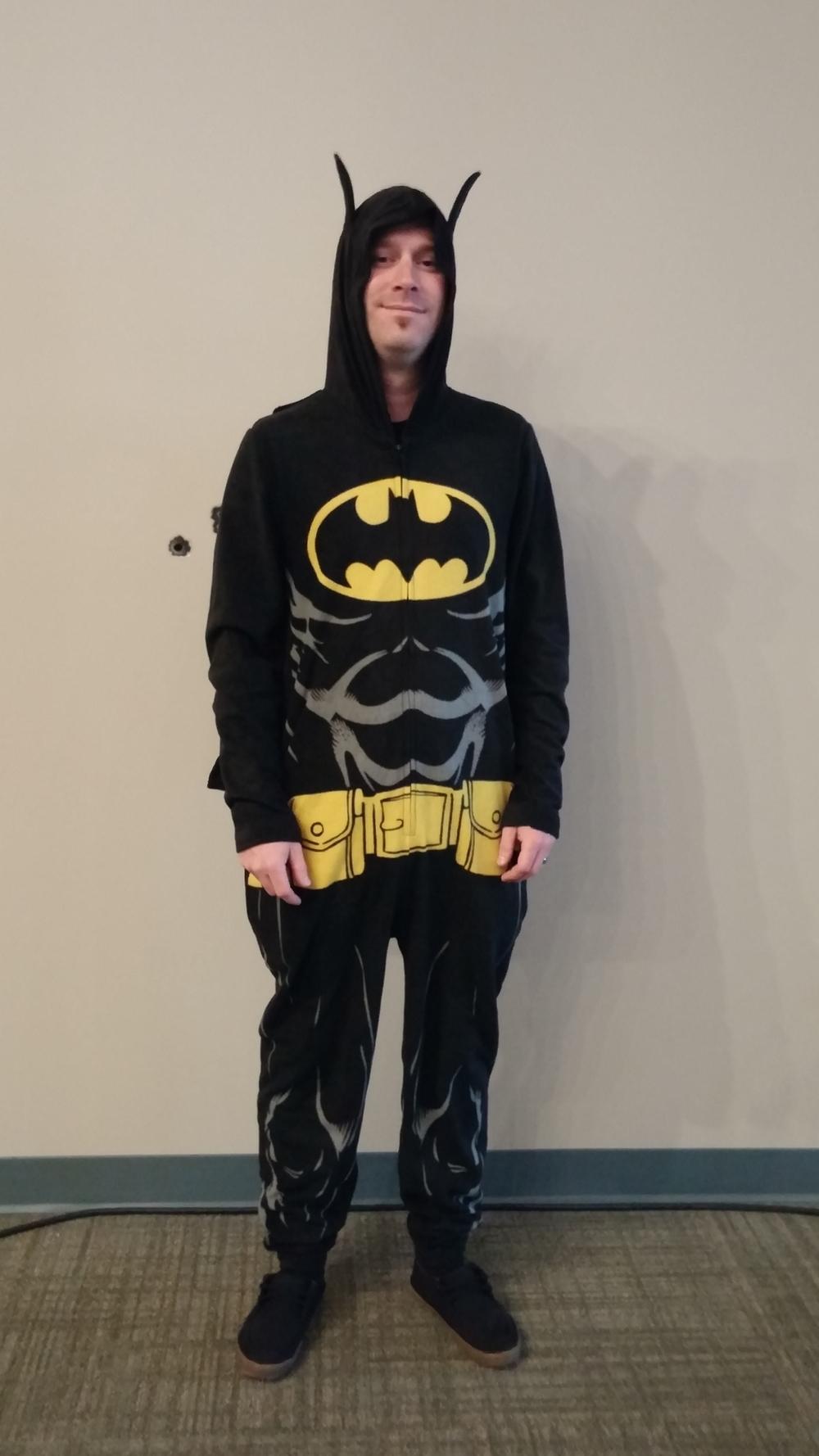 Adam is Batman